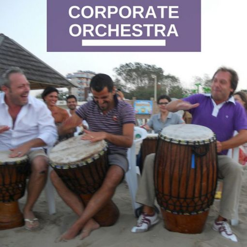 team building orchestra
