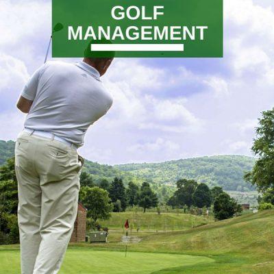 team building golf management