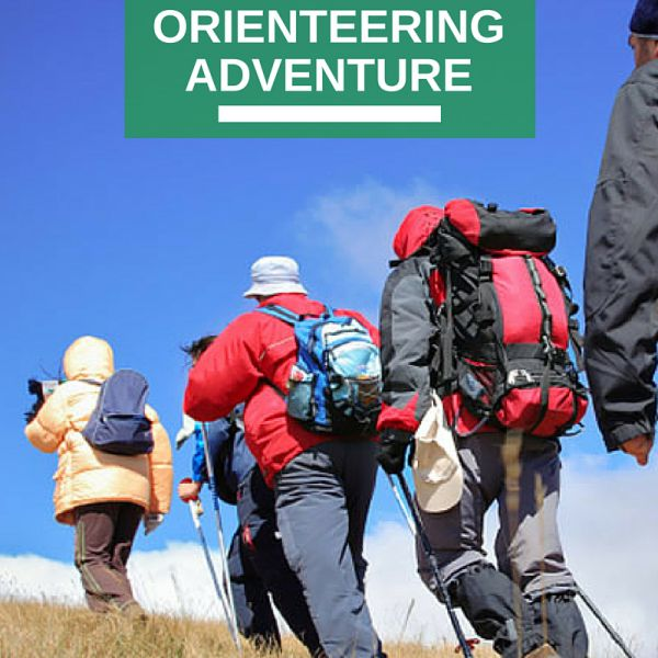 team building orienteering adventure