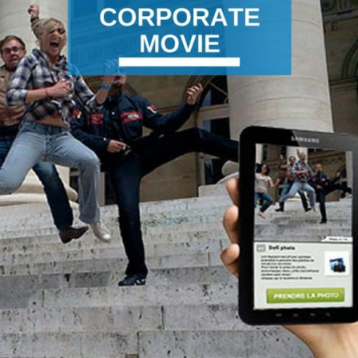 team building cinema corporate movie