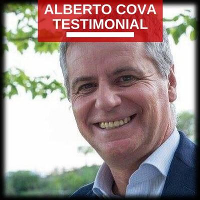 Alberto Cova testimonial speech sportivo