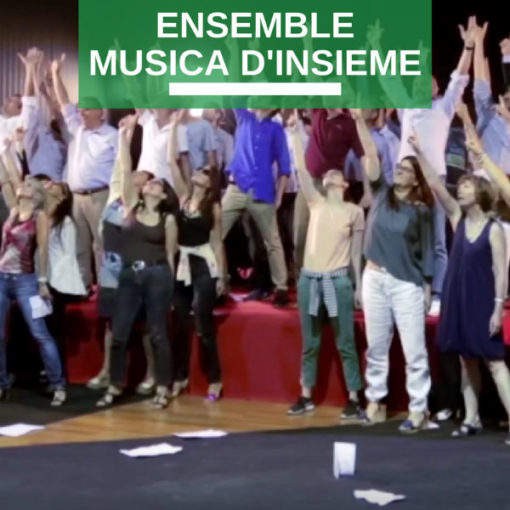 team building ensemble musica d'insieme